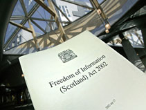 Freedom of Information (Scotland) Act