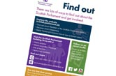 There are lots of ways to find out about the Scottish Parliament and get involved.