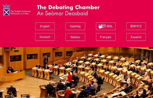The_Debating_Chamber_multilingual